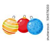 colorful cartoon illustration...   Shutterstock .eps vector #534578203