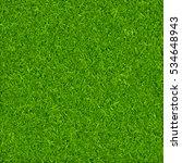 green grass background vector | Shutterstock .eps vector #534648943