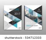 abstract binder layout. white... | Shutterstock .eps vector #534712333