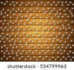 fairy lights for festive... | Shutterstock .eps vector #534799963