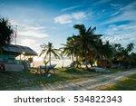 View At Fisherman Village...