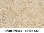 Limestone And Coral Blocks...
