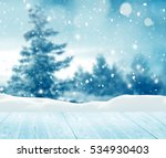 merry christmas and happy new... | Shutterstock . vector #534930403