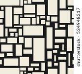 vector seamless pattern. modern ... | Shutterstock .eps vector #534948217