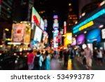 abstract  blurred  defocused ... | Shutterstock . vector #534993787