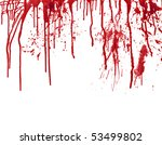 blood | Shutterstock . vector #53499802