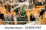 strasbourg  france   dec 9 ... | Shutterstock . vector #535092787