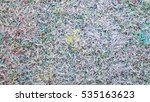 recycled paper | Shutterstock . vector #535163623