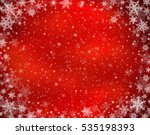 Red Decorative Christmas...