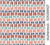 seamless raster pattern.... | Shutterstock . vector #535200427