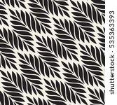vector seamless pattern.... | Shutterstock .eps vector #535363393