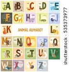 set of vector images with... | Shutterstock .eps vector #535373977