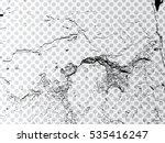 grunge transparent background . ... | Shutterstock .eps vector #535416247