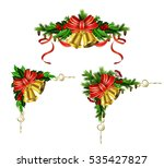 christmas elements for your... | Shutterstock .eps vector #535427827