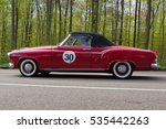 heidenheim  germany   may 4 ... | Shutterstock . vector #535442263