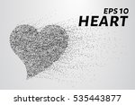 Heart Of Particles. The Heart...