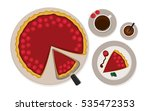 illustration vector set of... | Shutterstock .eps vector #535472353