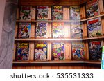 amsterdam  netherlands   oct 26 ... | Shutterstock . vector #535531333
