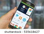 montreal  canada   june 23 ...   Shutterstock . vector #535618627