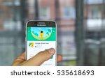 montreal  canada   june 23 ... | Shutterstock . vector #535618693