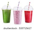 tasty fruit cocktails in...   Shutterstock . vector #535715617