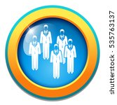 group of people icon | Shutterstock .eps vector #535763137