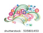 Quilling Paper Flower Designs...