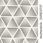 vector seamless pattern. modern ... | Shutterstock .eps vector #535823737