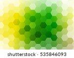Green  Yellow Color Polygonal...