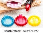 healthcare medicine ... | Shutterstock . vector #535971697