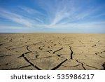 the human footprint walk on the ... | Shutterstock . vector #535986217