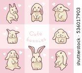 cute cartoon illustration of...   Shutterstock .eps vector #536017903