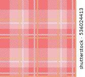 tartan seamless vector patterns ... | Shutterstock .eps vector #536024413