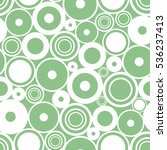 seamless vector geometrical...   Shutterstock .eps vector #536237413