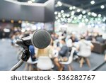 microphone with abstract...   Shutterstock . vector #536282767