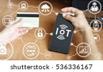 internet of things  iot ... | Shutterstock . vector #536336167