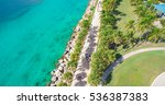south beach  miami beach.... | Shutterstock . vector #536387383
