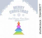 vector happy new year...   Shutterstock .eps vector #536438377