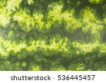 close up of the watermelon skin ... | Shutterstock . vector #536445457