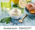 Natural Mayonnaise Ingredients...