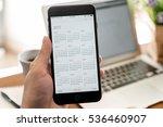 bangkok  thailand december 04 ...   Shutterstock . vector #536460907