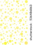 light yellow pattern of... | Shutterstock . vector #536486863