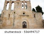 Medieval Church   Peratallada ...