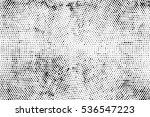 grunge halftone vector... | Shutterstock .eps vector #536547223