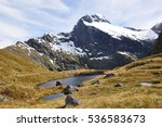 milford track | Shutterstock . vector #536583673