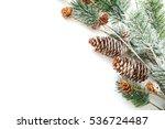 christmas background | Shutterstock . vector #536724487
