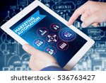 business  technology  internet... | Shutterstock . vector #536763427