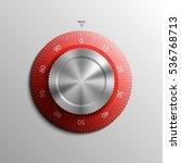 vector safe. strongbox icon.... | Shutterstock .eps vector #536768713