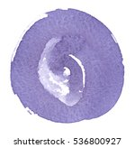 watercolor stain  texture... | Shutterstock . vector #536800927