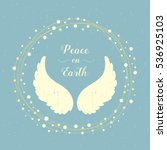 Holiday Greeting Card  Angel...